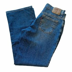 Levi's Vintage 550 Classic Relaxed Bootcut Jeans
